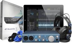PreSonus AudioBox iTwo Studio - Zestaw do nagrywania + PROGRAM DO ZAPISU NUT NOTION 6 GRATIS!