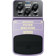 BEHRINGER FILTER MACHINE FM600 - efekt gitarowy