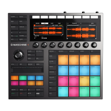 Native Instruments Maschine+ + 6 EXPANSIONS GRATIS