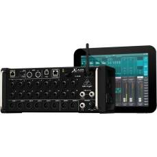 BEHRINGER X AIR XR18 - 18-kanałowy mikser cyfrowy rack z routerem WiFi